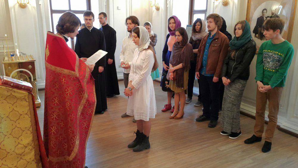 Возвращение в лоно Православной Церкви