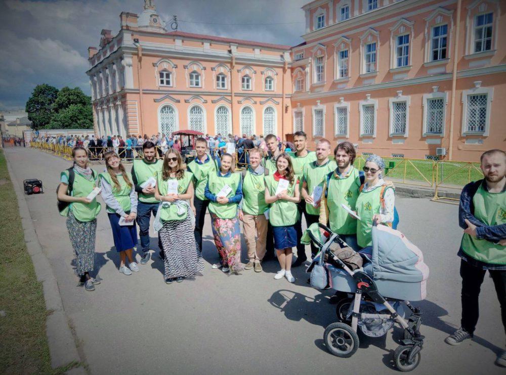 Никольские дни в столицах России