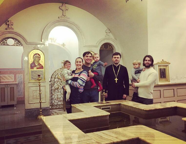 Крещение Дионисия из протестантизма