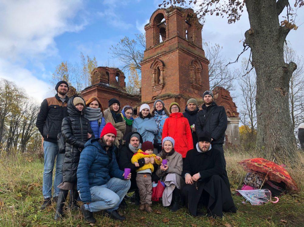 Слет миссионерских общин Атриум-Москва и Атриум-Спб.